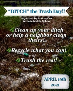 """""""Ditch"""" the Trash Day"""